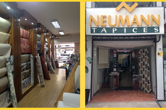 Local Neumann Tapices